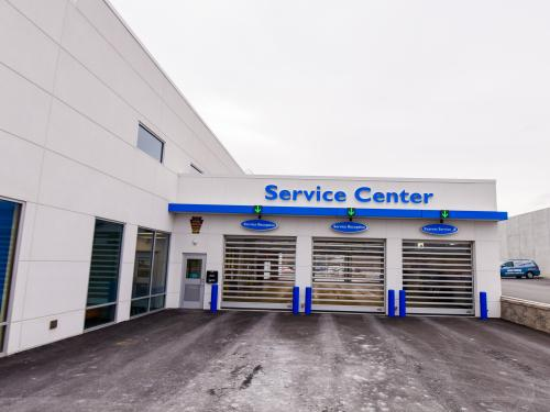 Ray Price Honda Gen 3 Image Haworth Service Center Entry