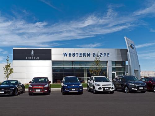 Western Slope Ford Lincoln External OEM and dealer names