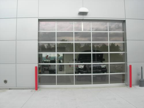 Bill Walsh Toyota high speed door