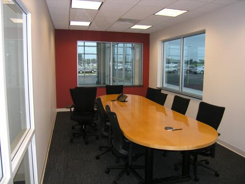 O'Brien Toyota conference room