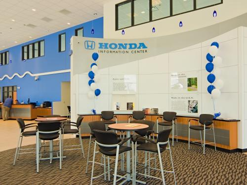 Winter Haven Honda customer center