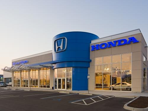 Winter Haven Honda Night front