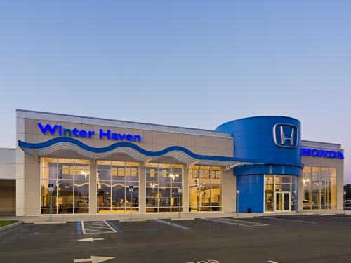 Winter Haven Honda night left