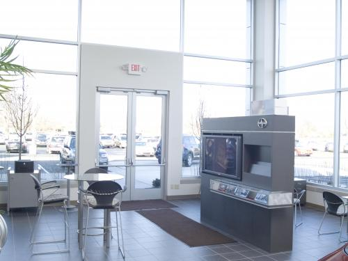 Andy Mohr Toyota front entrance